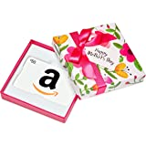 Amazon.ca Gift Card in a Floral Box (Classic White Card Design)