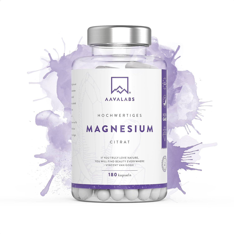 Aava Labs Magnesiumcitrat