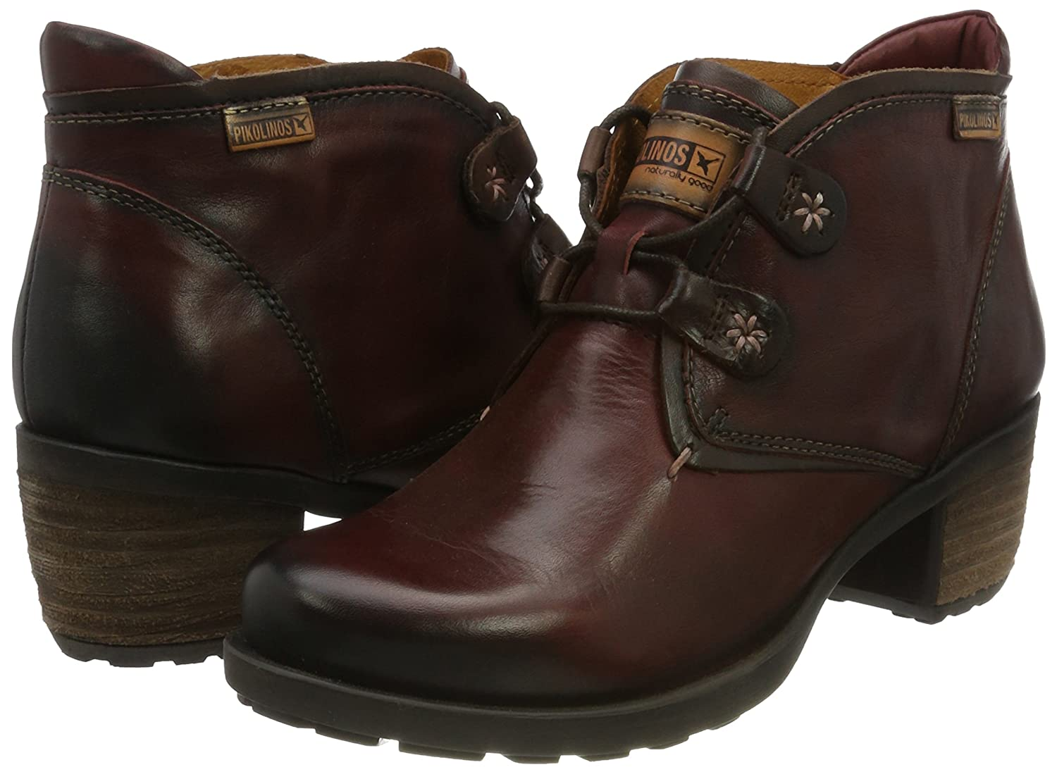 Fashionable Boots Booties Pikolinos Le Mans 838 8657 Women Olmo US Online