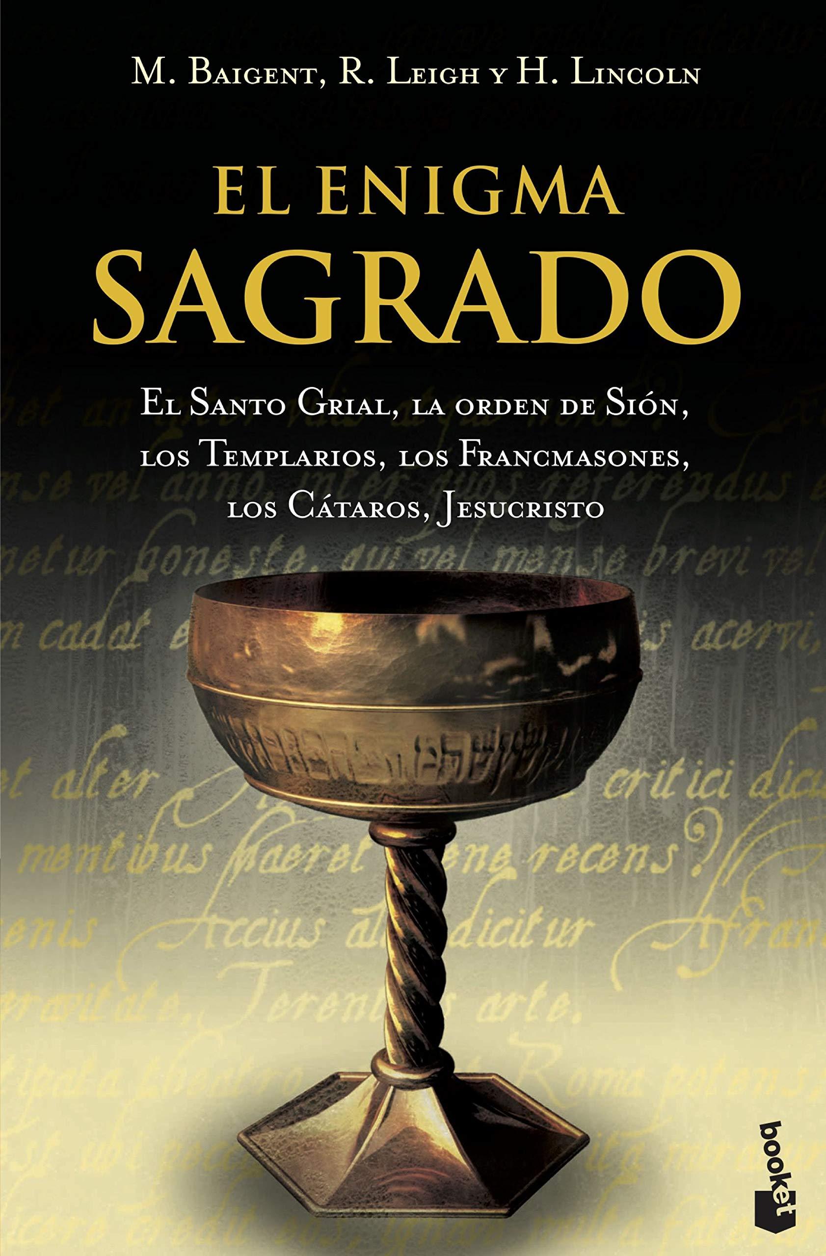 El enigma sagrado: 5 (Divulgación): Amazon.es: Leigh, Richard, Lincoln, H., Baigent, M.: Libros
