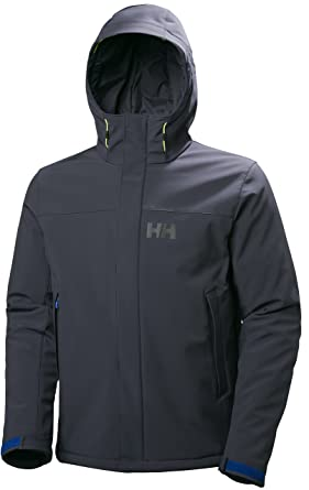 Helly Hansen Forseti Insulated Softshell Chaqueta Deportiva, Hombre