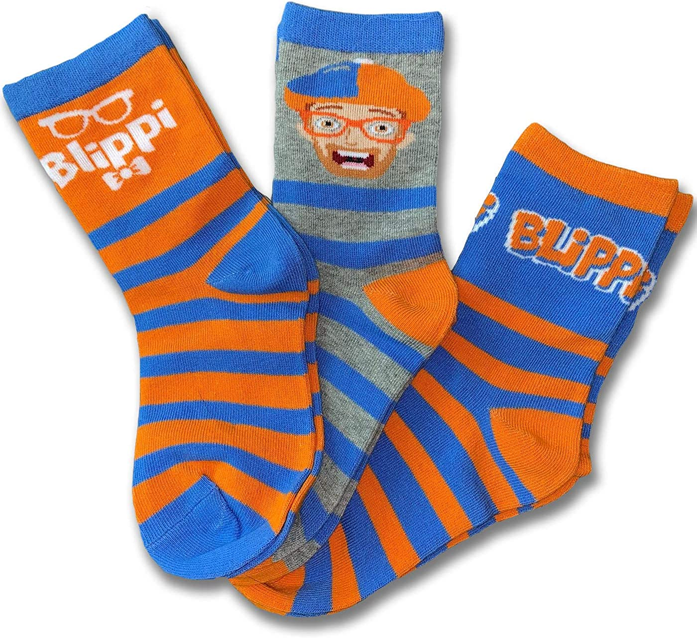 Amazon.com: Blippi Childrens Socks
