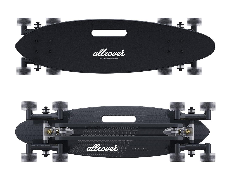 Stair-Rover longboard per surfare la città