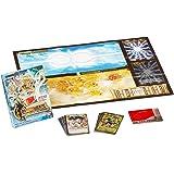 Bandai - Jeu de carte - DragonBall Serie 4 - Deck de 32 cartes dont 2 cartes holographiques - Vaincre la menace