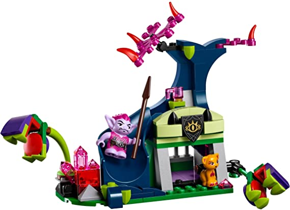 Lego Elves 41185 - Magische Rettung aus dem Kobold-Dorf, Kreatives ...