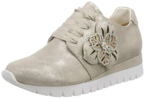 top brands official site sold worldwide Amazon.com | Caprice Women's Ibiza Low-Top Sneakers, (Beige ...