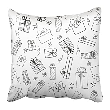 Amazon.com: Emvency - Funda de almohada decorativa, diseño ...