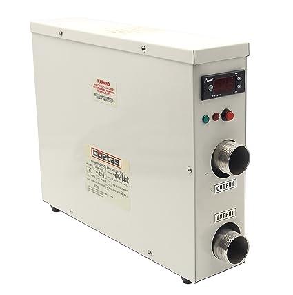 replacement heater sta and schematic spa asp part jet pump durajet series hot dura tub dj rite