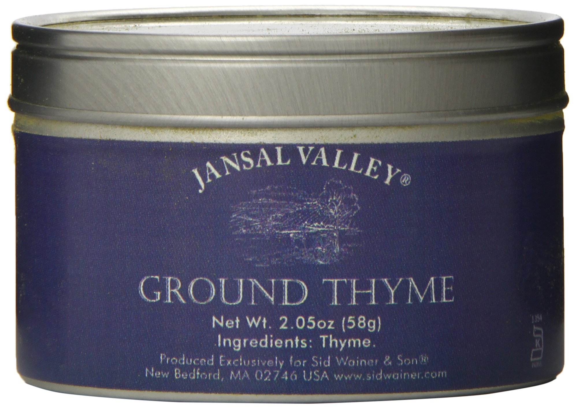 Jansal Valley Ground Thyme, 2.05 Ounce (Pack of 6)