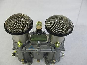 WEBER 48 IDA AIR HORN COVER FITS WEBER 48 IDA CARBS SET OF 4 NEW