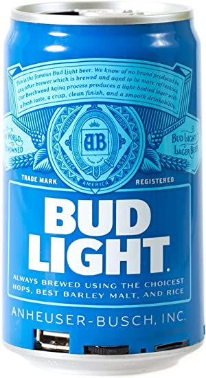 Bud Light Beer Can Ice Drink 2 iphone case