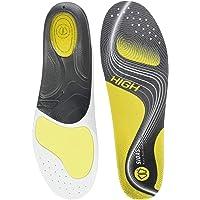 Sidas 3FEET Activ' High Insoles - Yellow/Black, L: 8-9