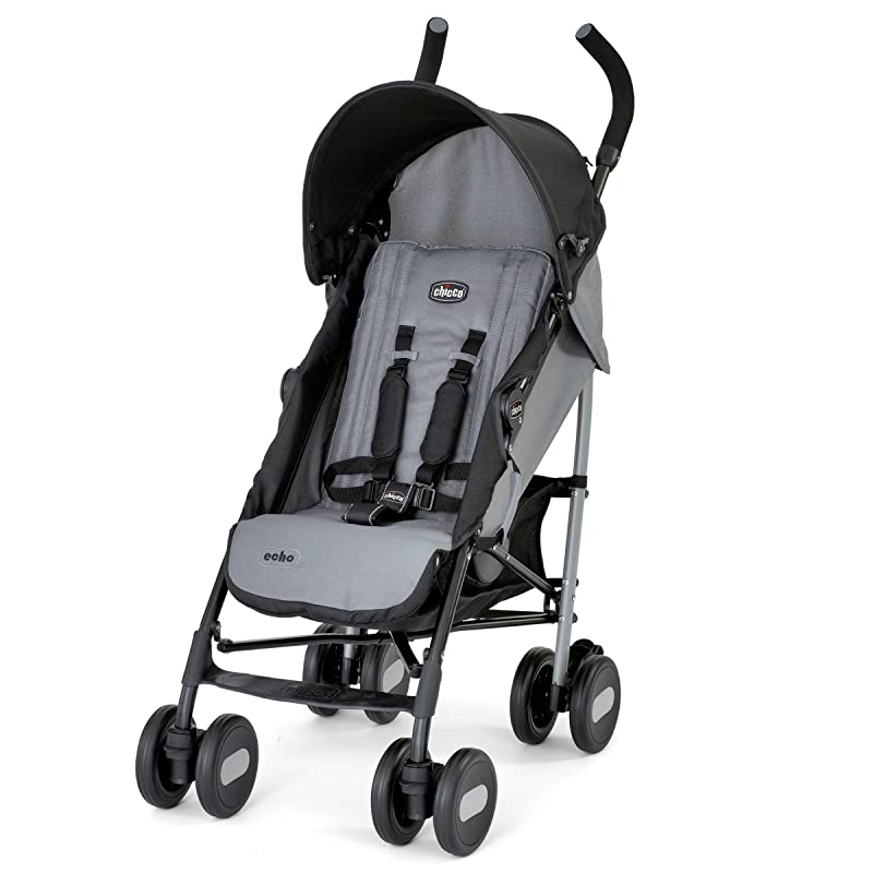 Chicco Echo Stroller, Coal