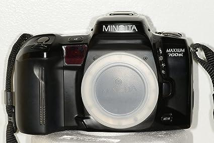 Minolta Dynax 700si enfoque automático cámara réflex: Amazon.es ...