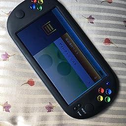 Amazon Co Jp カスタマーレビュー シュミ ポータブルゲーム機 7インチのhd大画面 種ゲーム贈 Neogeo Md用互換機 多機能レトロゲーム機 ゲームリスト英語版