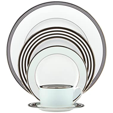 kate spade New York 836024 Parker 5 Piece Place Setting