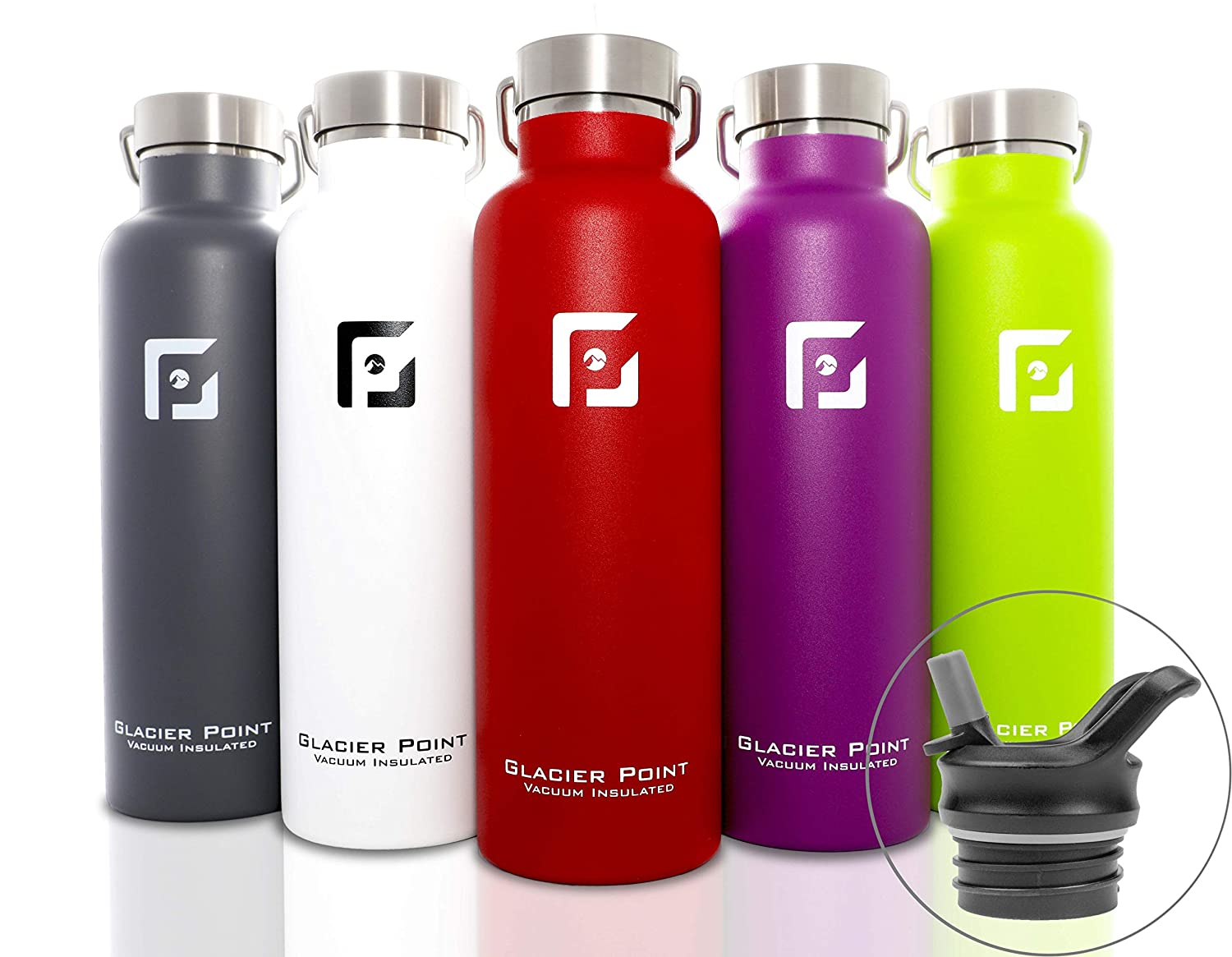Top 10 Best Stainless Steel Water Bottle Reviews in 2020 3
