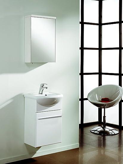 Eviva Evvn17 18wh Infinity Venti 18 Inch Wall Mount Modern Bathroom