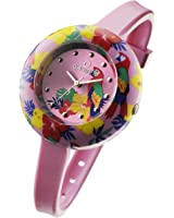 OPS Watch TROPICAL Female Only Time Pink - OPSPW-212