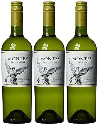 Kết quả hình ảnh cho montes classic series sauvignon blanc 2014