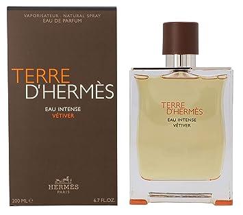 HERMES TERRE D'HERMES EAU INTENSE VETIVER EDT 200 ML: Amazon