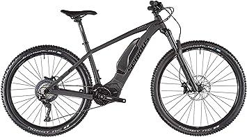 SERIOUS Bear Peak Power 2.0 2019 E-MTB Hardtail - Bicicleta eléctrica de montaña (altura del cuadro M, 43 cm), color negro: Amazon.es: Deportes y aire libre