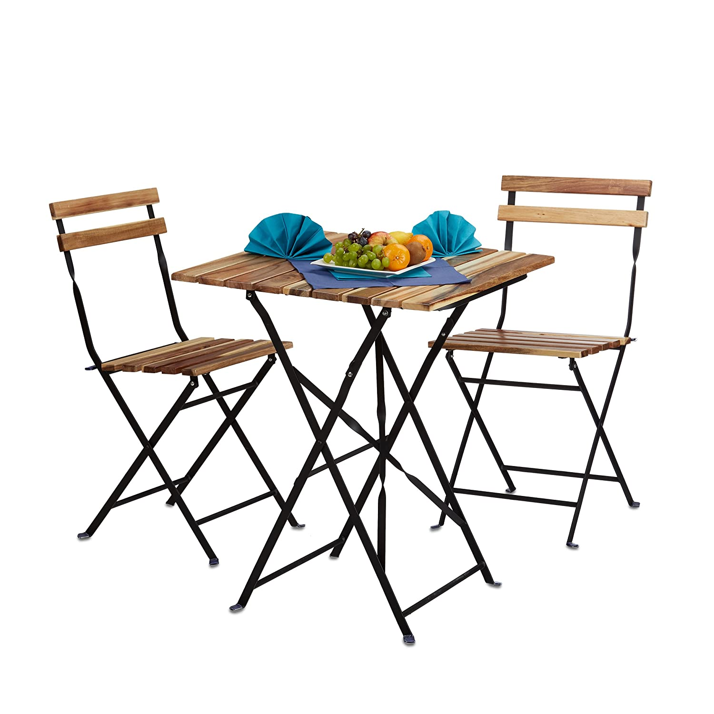 gartenm bel set klappbar gm16 hitoiro. Black Bedroom Furniture Sets. Home Design Ideas