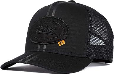 Oblack Gorra Trucker Origins Way Black Beisbol Ajustable con Visera y Rejilla Negra - Gorras de Hombre: Amazon.es: Ropa y accesorios