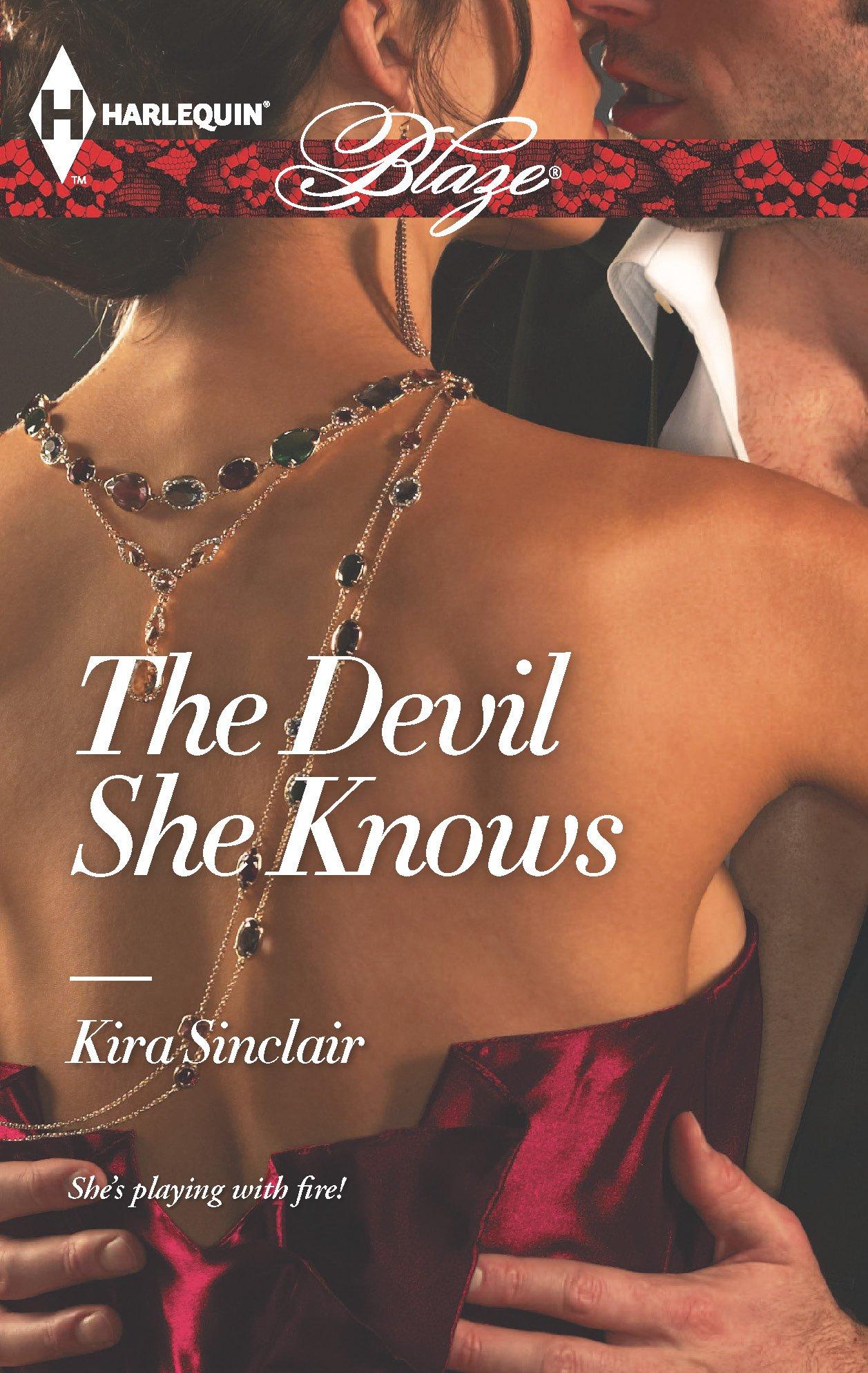 Download The Devil She Knows (Harlequin Blaze) PDF