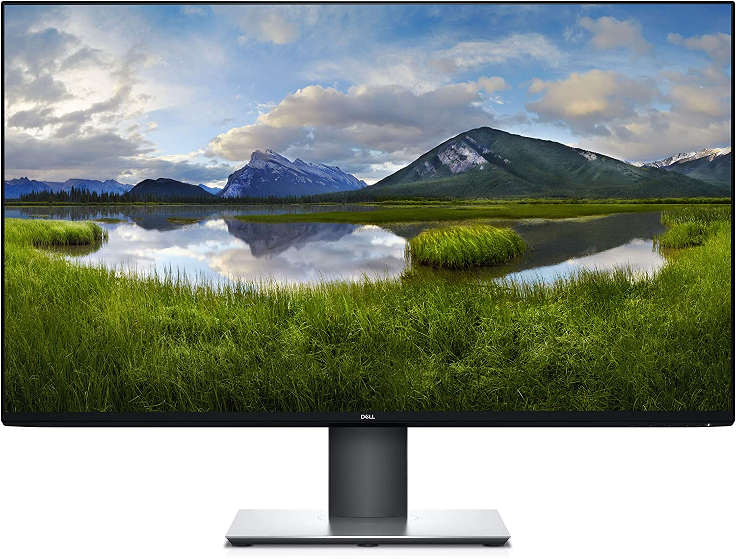 DELL U9Q 9 cm (9 inch) monitor (HDMI, USB, DisplayPort, 9ms Response  Time), black