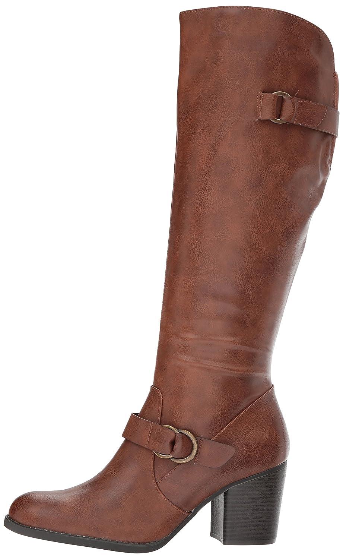 NATURAL SOUL Stiefel F2779S0, Damen Stiefel SOUL & Stiefeletten Braun c1da33