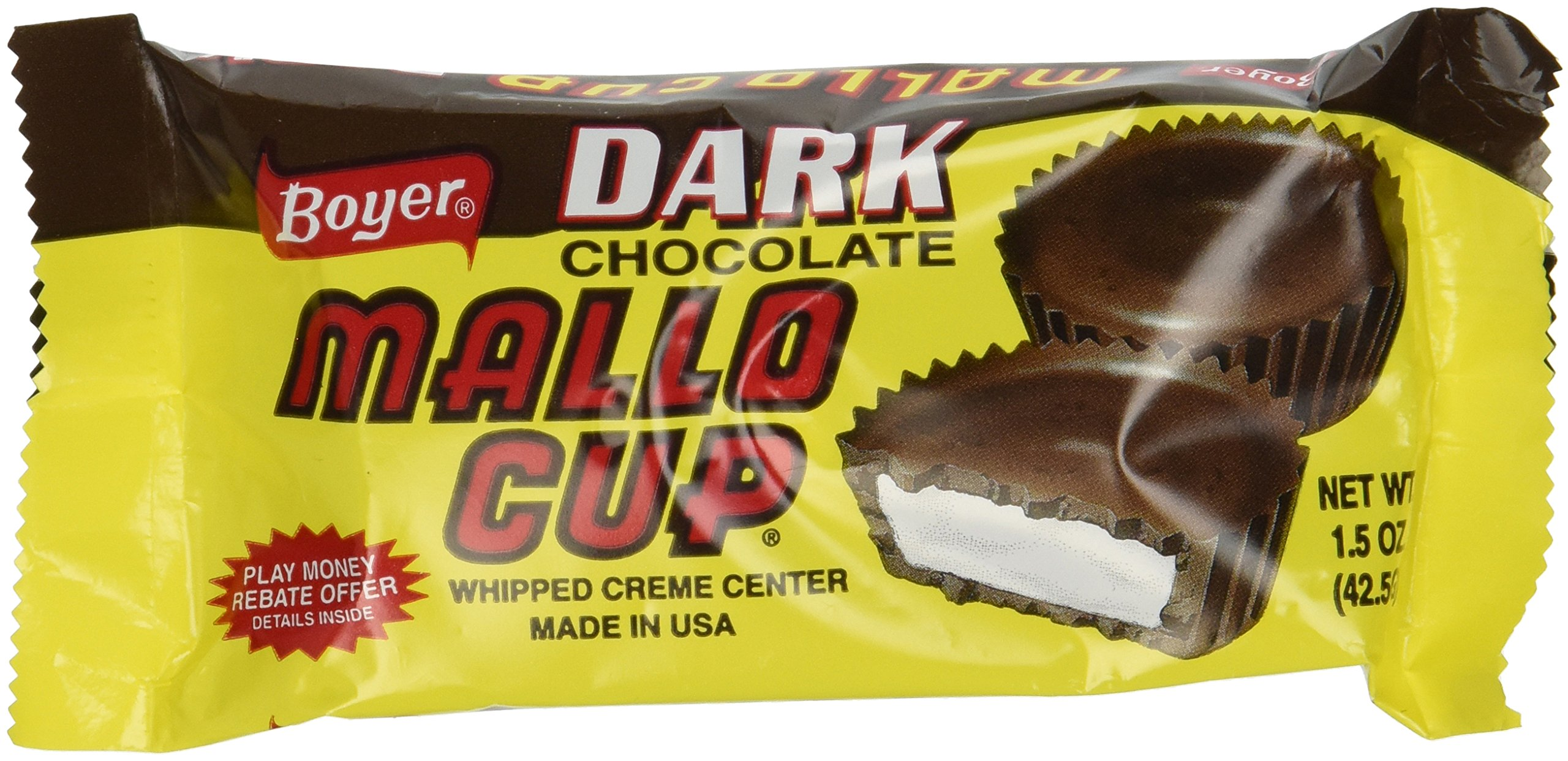 Amazoncom Boyer Mallo Cup 24 Packs Chocolate Assortments And