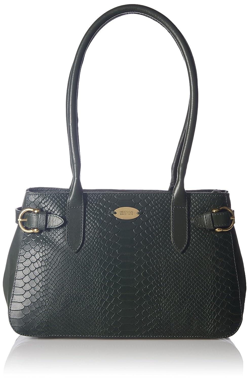 Hidesign Women's Shoulder Bag (Green)
