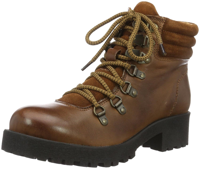 Bianco Warm Skiing Boot 33-49078, Botines para Mujer38 EU|Marrón (Light Brown/24)