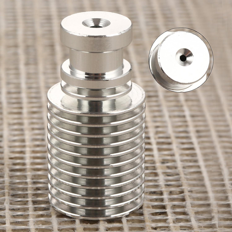 Heat Sink V5 Extruder Metal long-distance for 1.75mm Proximity Remote J-Head 3D Printer