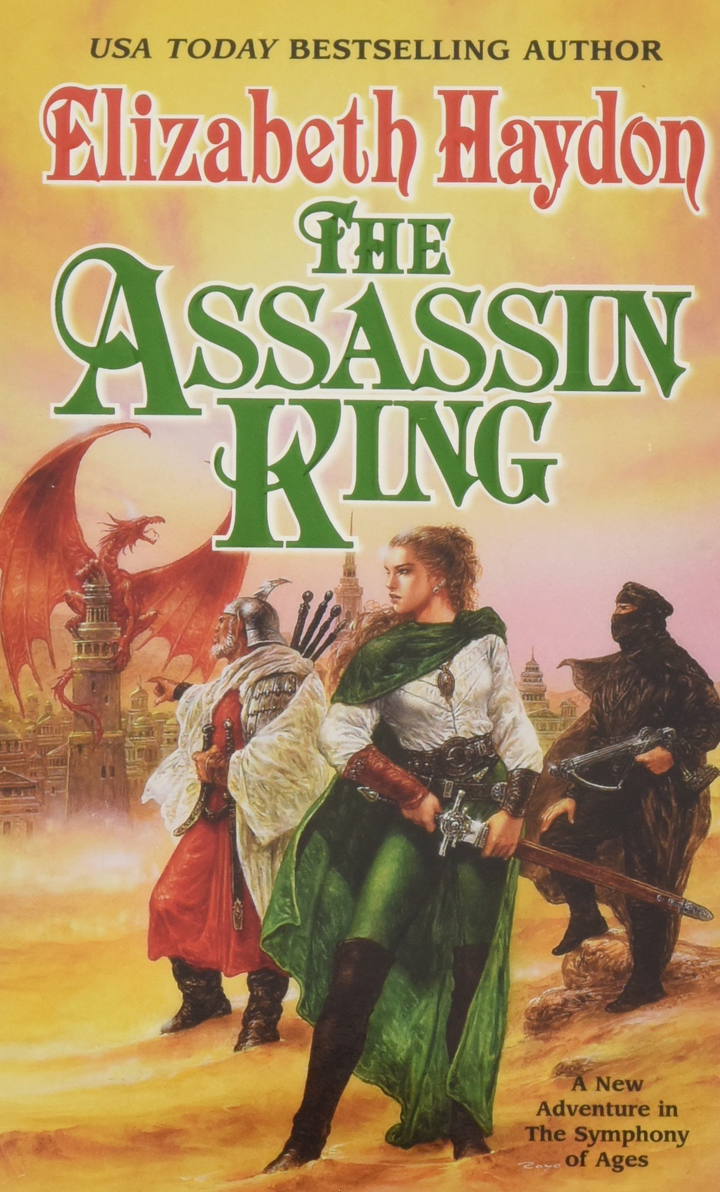 The Assassin King (The Symphony of Ages) PDF