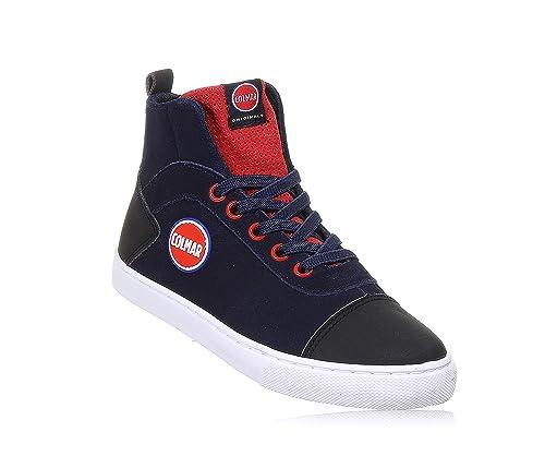 Colmar - Sneaker Stringata Durden Hill Blu 457a7f749f0
