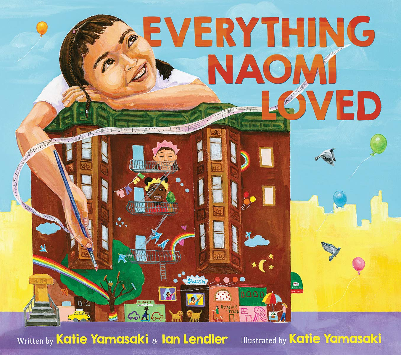 Everything Naomi Loved: Yamasaki, Katie, Lendler, Ian, Yamasaki, Katie:  9781324004912: Amazon.com: Books