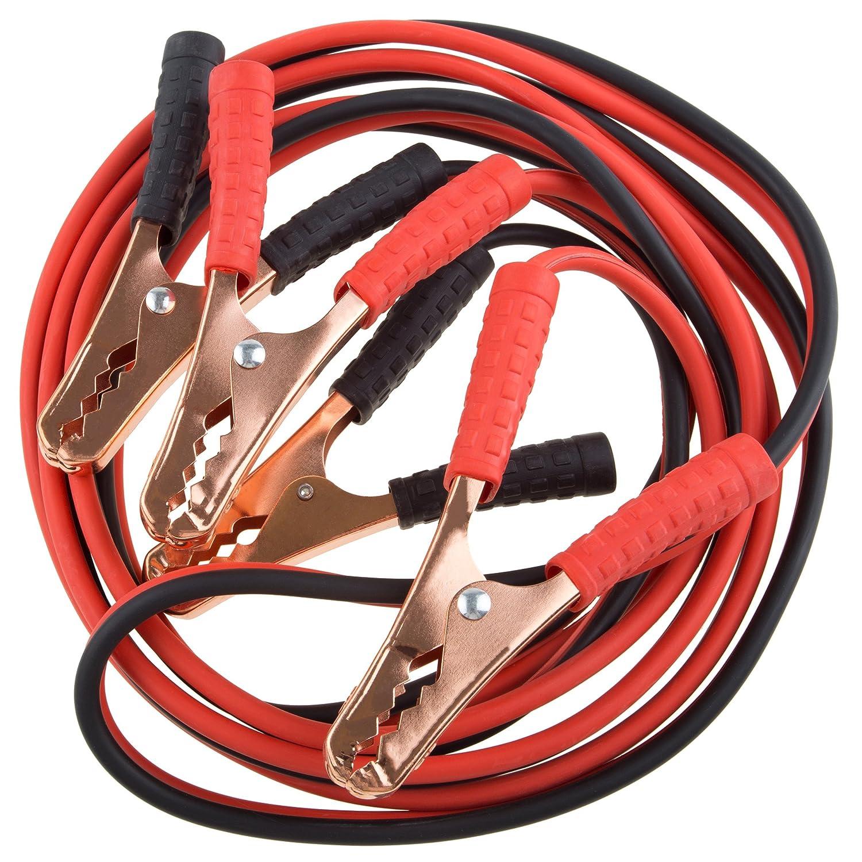 Stalwart 75-CAR1008 10 Gauge Jumper Cable