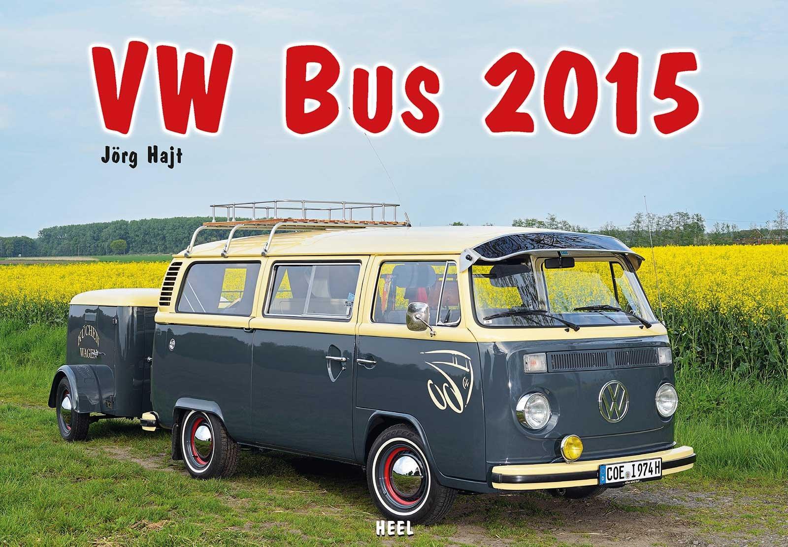 VW Bus 2015