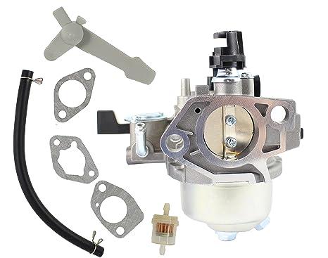 Pro Chaser GX340 GX390 Carburetor for Harbor Freight Predator 301cc 8HP  420cc 56101 67853 69784 69324 OHV Engine Air Compressor Greyhound 66492  66555
