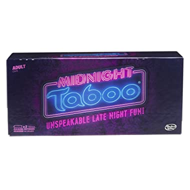 Hasbro Midnight Taboo Game