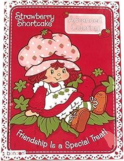 Strawberry Shortcake Advanced Coloring Book