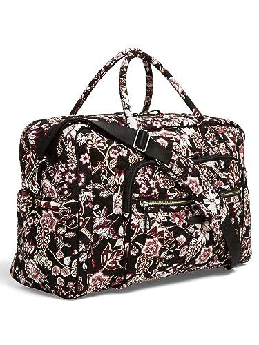 Vera Bradley Iconic Weekender Travel Bag 4cab6f11e4aab