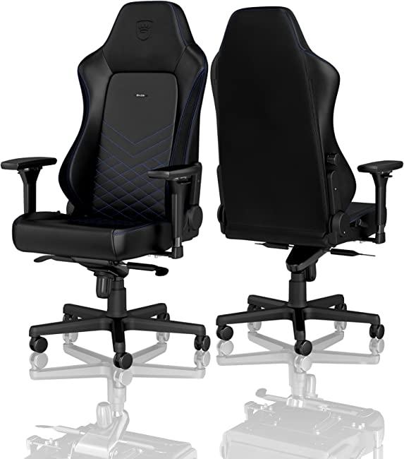 noblechairs Hero Gaming Chair - Office Chair - Desk Chair - PU Leather
