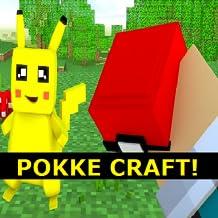 Craft With PokkeeMobs!