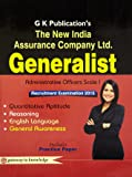 THE NEW INDIA ASSURANCE COMPANY LTD. (GENERALIST) ADMINISTRATIVE OFFICER SCALE - 1