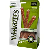 Whimzees Natural Grain Free Dental Dog Treats, Veggie Sausage
