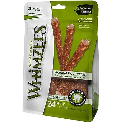 Whimzees Natural Grain Free Daily Dental Dog Treats