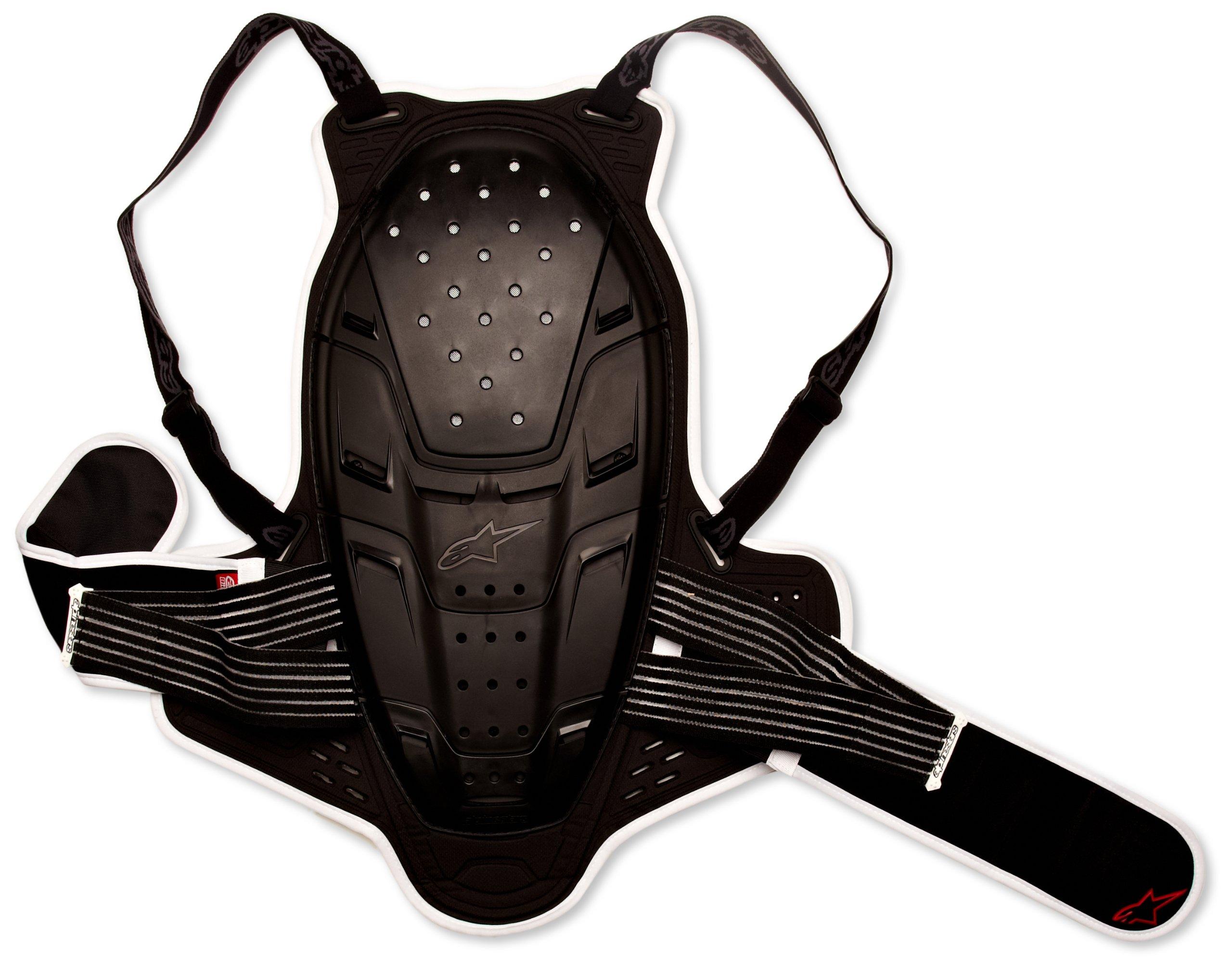 Alpinestars MTB Bionic Back Protector for BNS, X-Large, Black